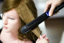 Braun Satin Hair 7 SensoCare Glätteisen Praxistest - Glätten
